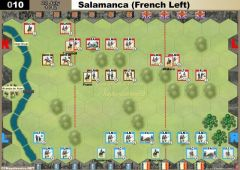 010 Salamanca (Attack on the French Left) (22 July 1812)