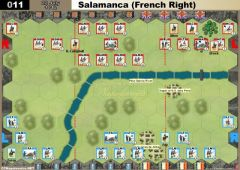 011 Salamanca (Attack on the French Right) (22 July 1812)