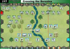 217 Crossing the Berezina (27-28 November 1812)