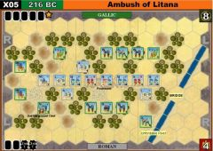 X05 Ambush of Litana (216 BC)