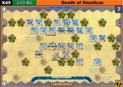 X45 Death of Hamilcar (229 BC)