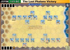 JD114 The Last Phalanx Victory (149 BC)