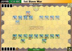 JD115 First Slave War (134 BC)