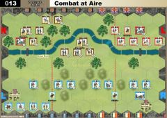 013 Combat at Aire (2 March 1814)