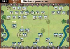511 Möckern - French Left (16 October 1813)