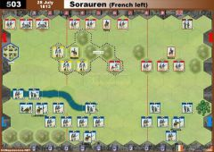 503 Sorauren - French left (28 July 1813)