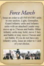 Force March