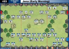 403 Jena - Early Morning (14 October 1806)