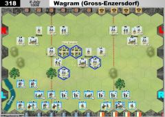 318 Wagram - Gross-Enzersdorf  (5 July 1809)