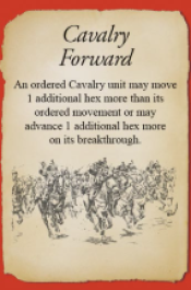 Cavalry Forward