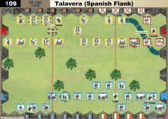 109 Talavera - Spanish Flank (28 July 1809)
