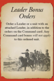 Leader Bonus Orders
