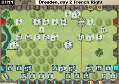 BH11 Dresden - Day2 - French Right flank (27 August 1813)