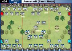 404 Auerstadt - 7am - Noon (14 October 1806)