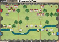 MM09 Freeman's Farm (19 September 1777)