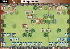 518 Hougoumont (18 June 1815)