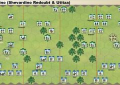 "MD09 Borodino - Shevardino Redoubt & Utitza ""La Grande Battle"" (5 September 1812)"
