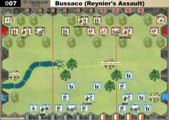 007 Bussaco (Reyner's Assault) (27 September 1810)