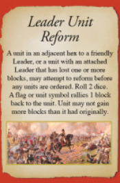 Leader Unit Reform