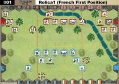 001 Roliça (French First Position) (17 August 1808)
