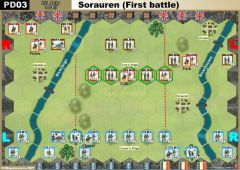 PD03 Sorauren - First battle (28 July 1813)