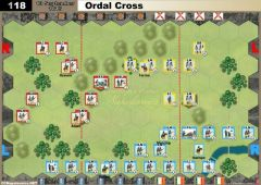 118 Ordal Cross (13 September 1813)