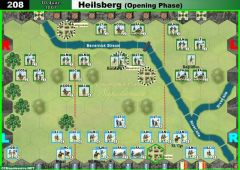 208 Heilsberg - Opening Phase (10 June 1807)