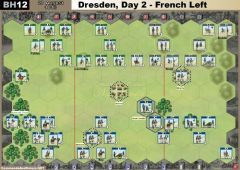 BH12 Dresden - Day2 - French Left flank (27 August 1813)