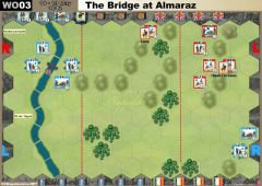 WO03 The Bridge at Almaraz (18-19 May 1812)