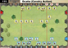 111 Ocaña - Cavalry Action (18 November 1809)