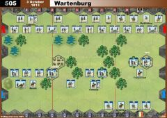 505 Wartenburg (3 October 1813)