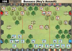 008 Bussaco (Ney's Assault) (27 September 1810)