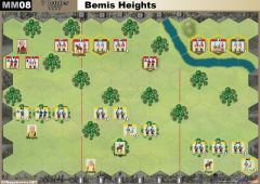MM08 Bemis Heights (7 October 1777)