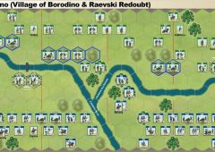 "MD10 Borodino - Village of Borodino & Raevski Redoubt - ""La Grande Battle"" (5 September 1812)"