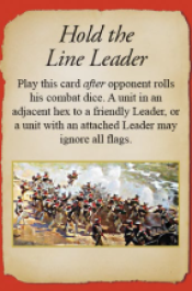 Hold The Line Leader