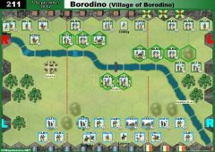 211 Borodino - Village of Borodino (7 September 1812)