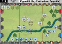 311 Eggmühl - Day 2 Attack on Eggmühl (22 April 1809)