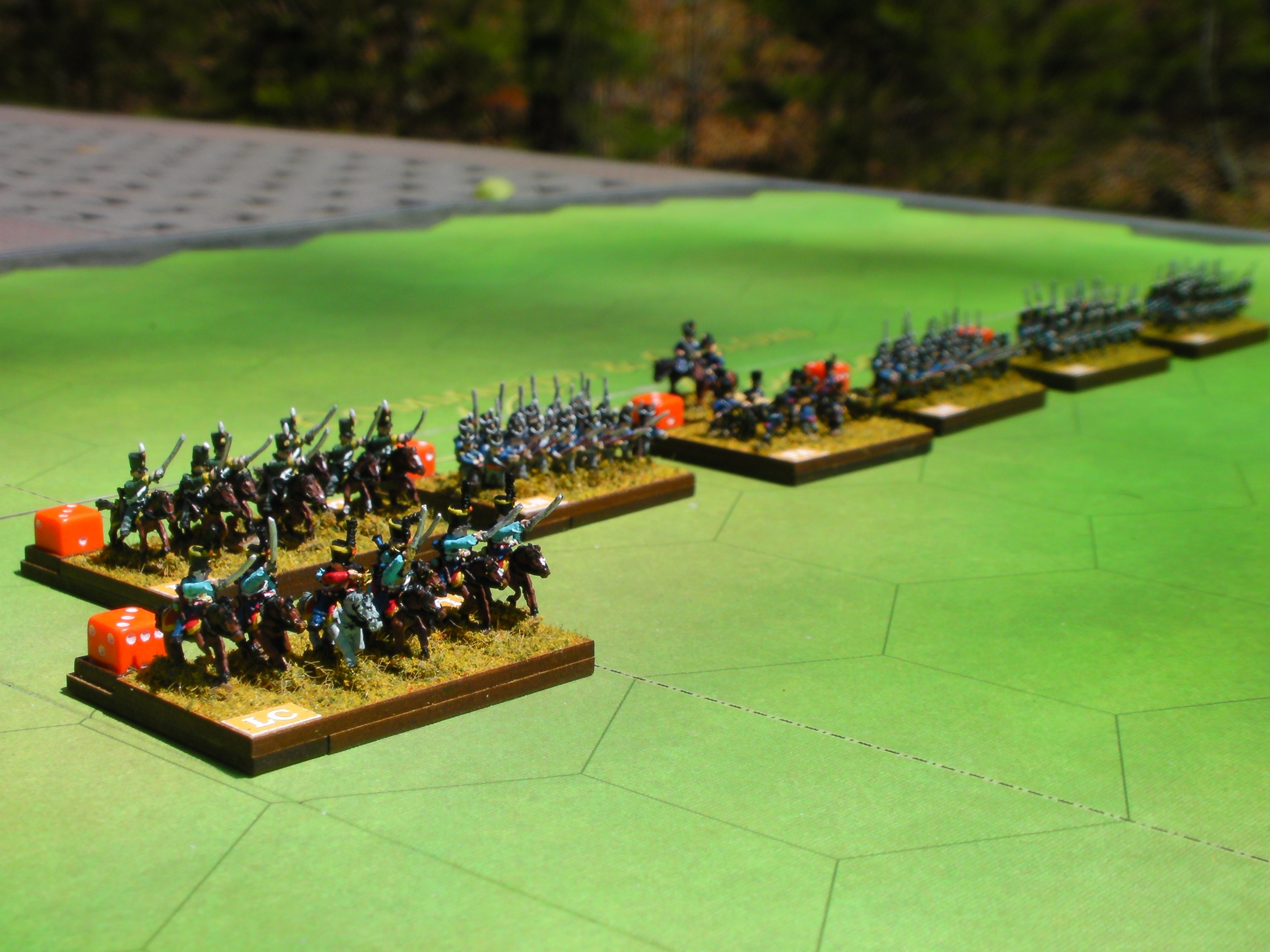 FR's CCN Miniatures Project (Large Images) - Commands