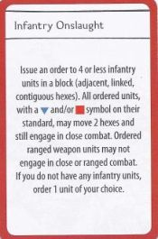 Infantry Onslaught