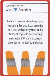 Order Units with Blue Triangle