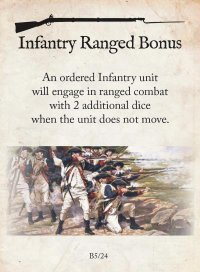 Infantry Ranged Bonus