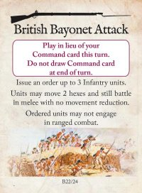 British Bayonet Attack