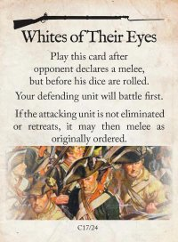 Whites of Their Eyes